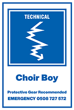 9 Choir Boy