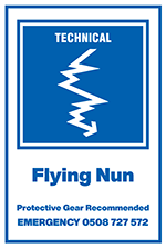 8 Flying Nun