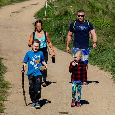 UpHill Walking Trail Christchurch Adventure Park v2