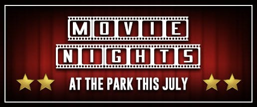 Movie Nights Home Page Banner