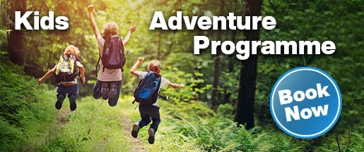 Adventure Programme Website Home Page Banner