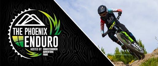 Christchurch Adventure Park Phoenix Enduro 2021 Home Page Banner v5