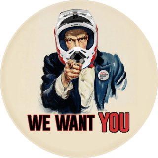 We Want You v2