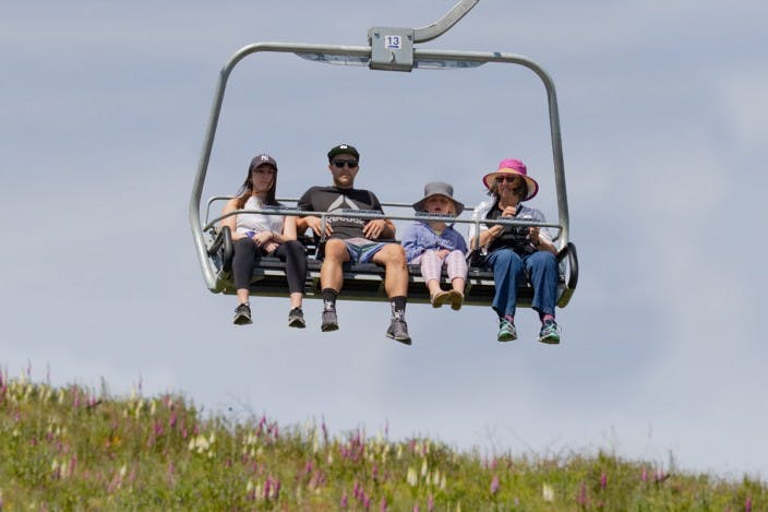 Christchurch Adventure Park Sightseeing Chairlift Ride  v4