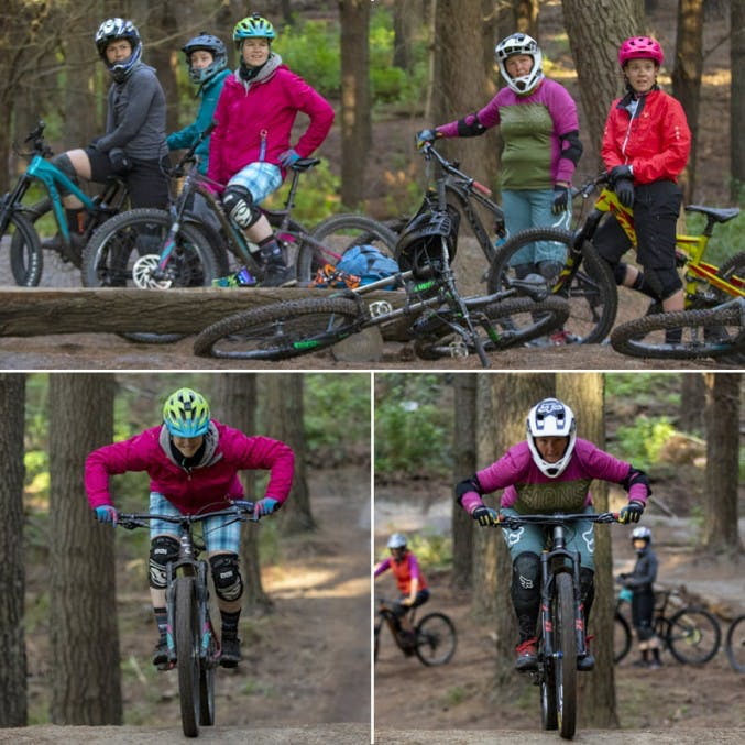 Chrishtchurch Adventure Park Adudlt Skills Clinics Mountain Bike Lessons and Coaching