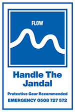 14 Handle The Jandal