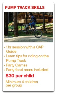 Kids Parties Christchurch Adventure Park Party Package Activity Options Pump Track Skills v2