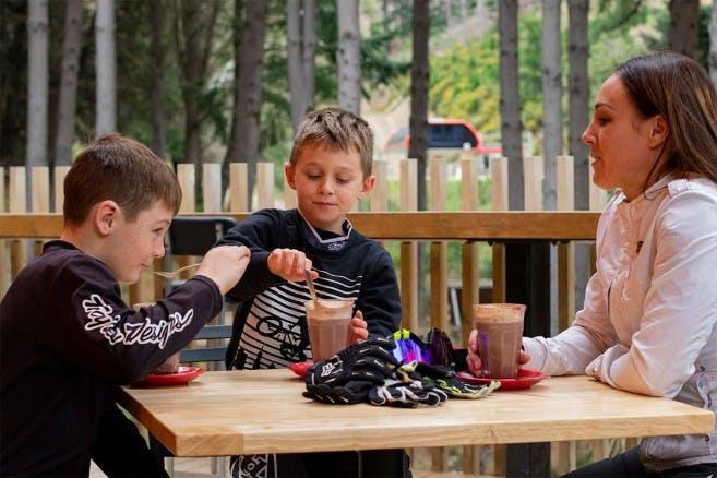 Christchurch Adventure Park Cafe and Bar
