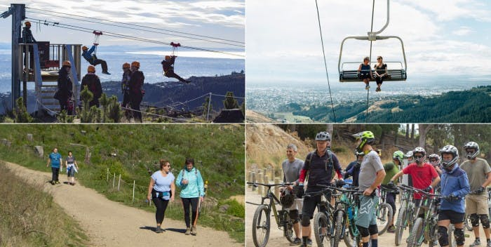Christchurch Adventure Park Functions Groups and Events Activities Must Do