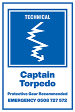 11 Captain Torpedo